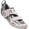 PEARL iZUMi Tri Fly Elite V6 Shoes Women white/silver